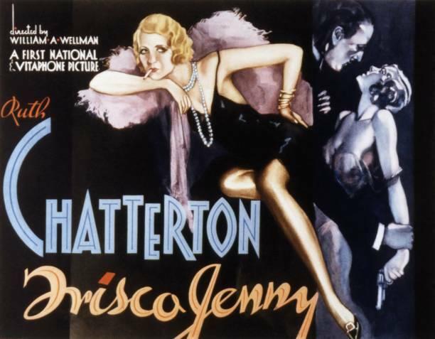 MOVIE PHOTO Frisco Jenny Poster Ruth Chatterton 1932