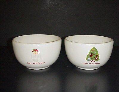 tte Schüsseln Merry Christmas Baum Weihnachtsmann Aufkleber (Weihnachten Ausschnitte)