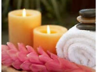 Experience a Thai massage tin warm, comfortable environment.