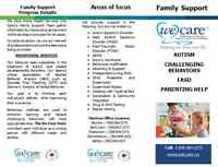 Autism Support/Challenging Behaviors/ FASD/ Parenting Aid