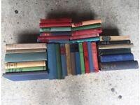 Mix of Vintage Books