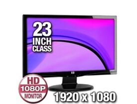 "23"" inches HP Digital monitor"