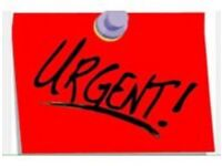 URGENT - URGENTLY NEEDED. ANNEX/ROOM TO RENT REQUIRED IN LYMINGTON/BROCKENHURST/SWAY AREA.