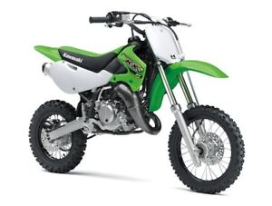 2018 Motos Kawasaki Motocross Kawasaki KX65