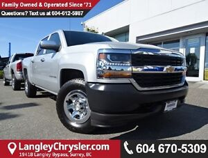 2017 Chevrolet Silverado 1500 LS *ACCIDENT FREE*ONE OWNER*LOC...