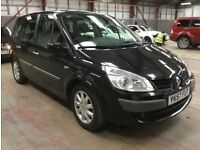 2008 Renault Grand Scenic 1.9 DCI 130 BHP 7 Seater 1 OWNER FSH Cheap Family MPV Seats Megane Zafira