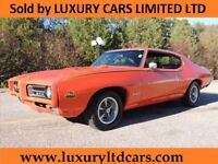1969 Pontiac GTO Sport Coupe Hardtop