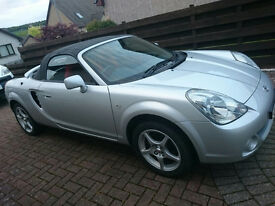 2006 Toyota MR2 Roadster 1.8 Very low mileage