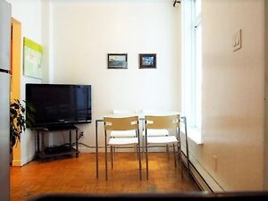 BEST OFFER. FREE UTILITIES. GREAT AREA. FURNISHED ROOM FOR RENT.