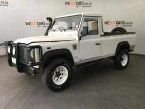 1996 land rover Defender 110 pick up project