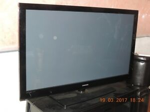 "58"" SAMSUNG 1080P PLASMA TV; MODEL # PN58A550S1F"