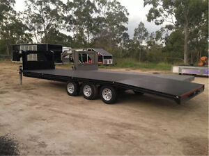 9m x 2.4m custom trailer construction and hire Safety Bay Rockingham Area Preview