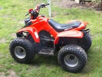 Aeon 90cc Quad bike