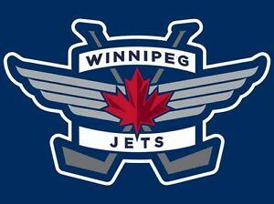 Winnipeg Jets 2016/17 3-game packs, Montreal, Detroit, Boston,