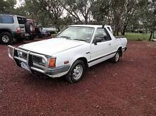 1989 Subaru Brumby Other Mansfield Mansfield Area Preview