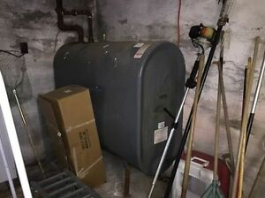 FREE HEATING OIL AND TANK