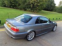 BMW 330ci *HARDTOP CONVERTIBLE* LOW MILEAGE