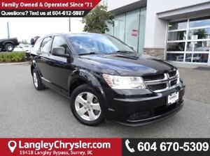 2013 Dodge Journey CVP/SE Plus *ACCIDENT FREE*ONE OWNER*LOCAL...