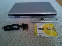 Sony GX-120 DVD Recorder - Works Great - Can Be Demonstrated