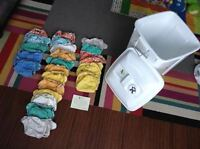 Storky's Diaper Kit - Excellent Condition