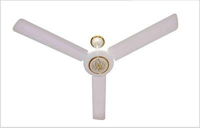 "DC cooling ceiling fan 48""  56"" with controller house-hold without solar panel"