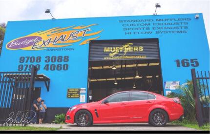 Sports exhaust mufflers Sydney