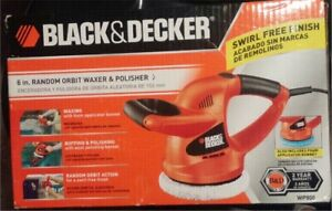 BRAND NEW BLACK & DECKER POLISHER