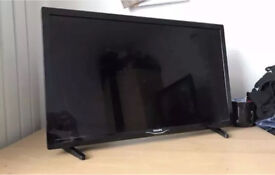 24'' LED Philips TV for Sale
