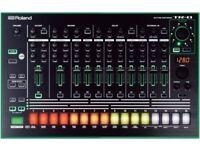 Roland TR-8 and TB-3/ Make noise 0-Coast/Error Instruments/Eurorack