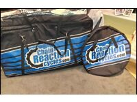 Chain Reaction Cycles Bag And Wheels Bag
