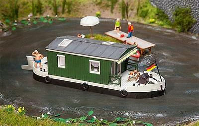 FALLER HO 161460 Car Set-up > House Boat < # NEW ORIGINAL PACKAGING #