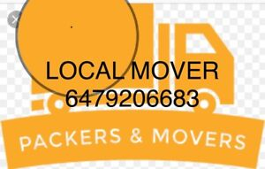 Last Minute Movers Available •6479206683•55/hr