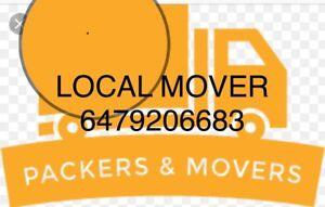 Mississauga Brampton Caledon Movers •64792O6683•Insured