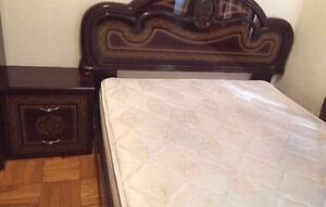 """MOVING SALE"" Italian bedroom set"