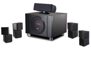 CAVELLI CV-45 HOME THEATER SYSTEM