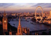 2 Nights In London