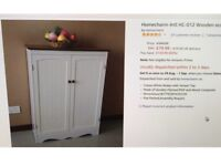 SOLD Slim cabinet ideal small spaces