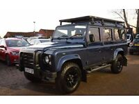 THIS GREAT LOOKING Land Rover DEFENDER 110 2.4 TDi XS