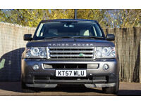Land Rover Range Rover Sport TDV8 2007
