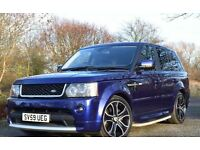 IMMACULATE CONDITION INSIDE AND OUT Land Rover Range Rover Sport