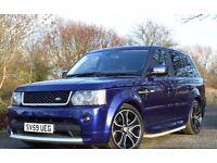 MASIV SPE !!! 3.0 TD V6 SE Land Rover Sport Range Rover
