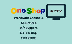 The Best IPTV Subscription Provider 2018 With 24 HRS Free Trial