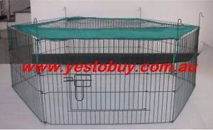 Mini Pet Playpen Guinea pig Hamster Bunny Playpen Cage with cover Mordialloc Kingston Area Preview