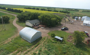 1287 acre mixed Farm for sale - McAuley Manitoba