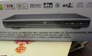 DVD Player - New