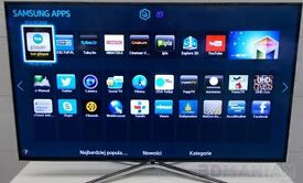 "Samsung 48"" smart 3D LED TV Wi-fi warranty Free Delivery"