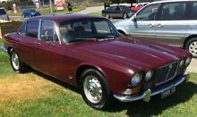 1973 XJ6 dual fuel Seaham Port Stephens Area Preview