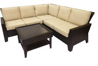 OUTDOOR SECTIONAL BRAND NEW -- CRAZY DEAL!!