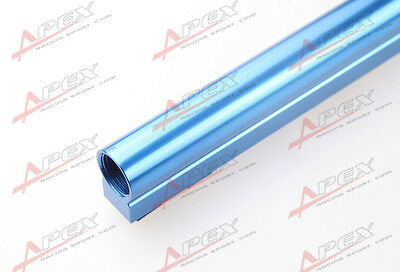 For Volvo850 S//V//C70 S60 XC70N V70N High Flow CNC Billet Aluminum Fuel Rail Blue