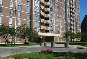 very spacious 2 bedroom condo with all utilities included